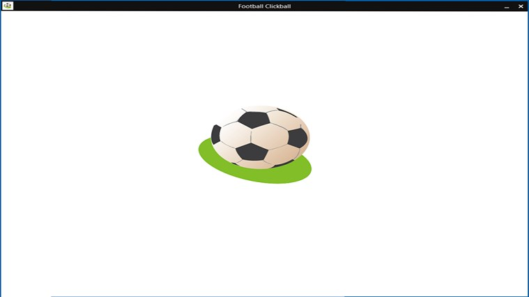 football clickball