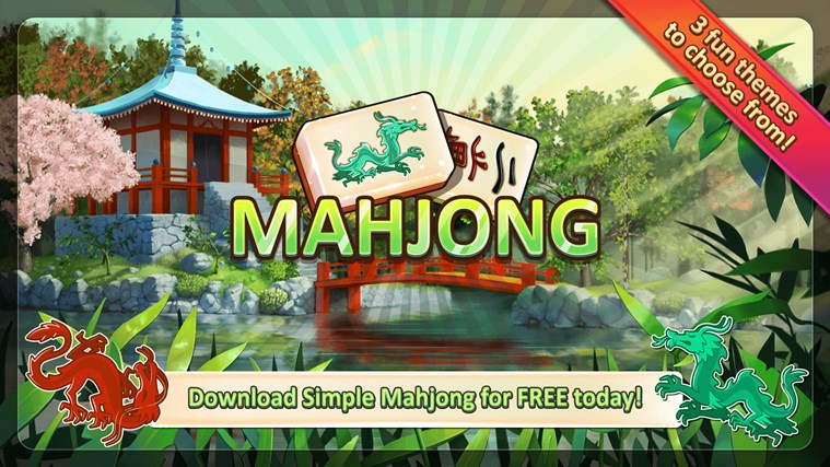 Simple Mahjong classic mahjong