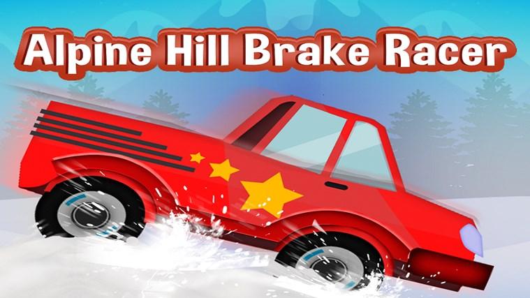Alpine Hill Brake Racer