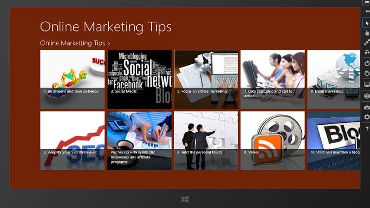 Online Marketing Tips marketing ministries