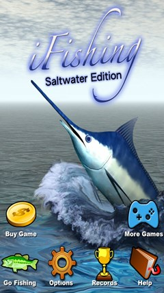 iFishing Saltwater For Tablets