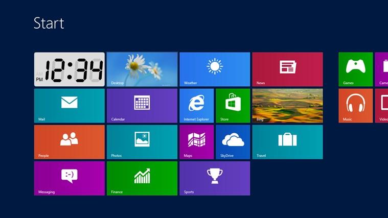 Clip Art Digital Clock Apps Windows