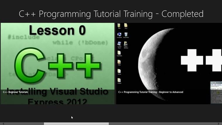 C++ Programming Tutorial Training - Completed money tutorial