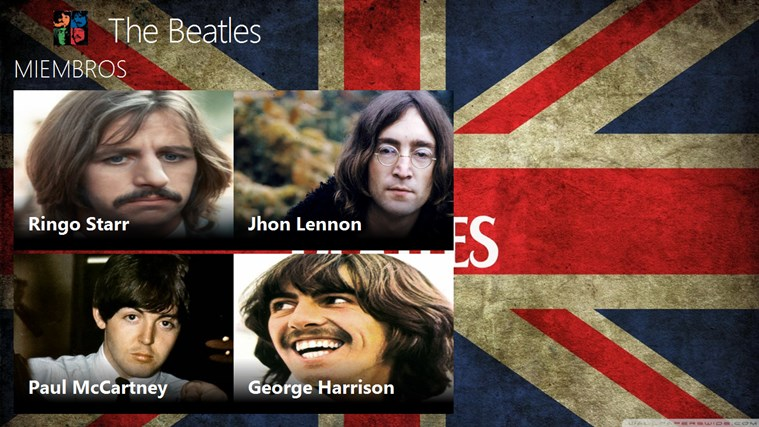 The Beatles info