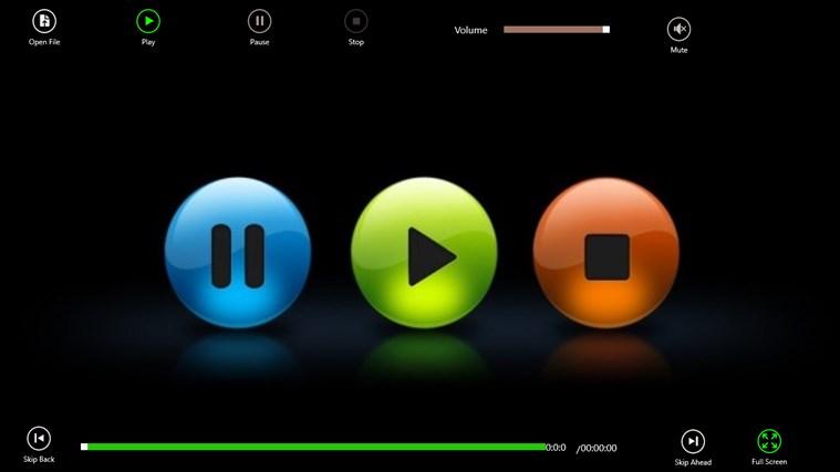 FLV* 5.1 Media Player media video