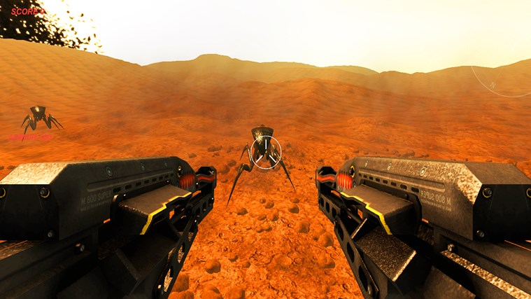 Alien Shooter Simulator 3D