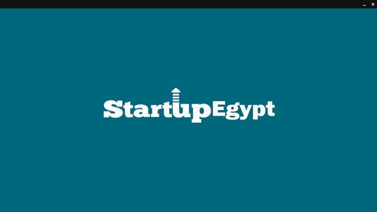 StartUp Egypt dvd start