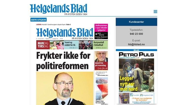 Helgelands Blad