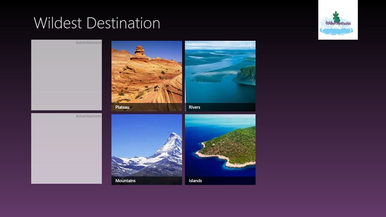 Wildest Destination destination