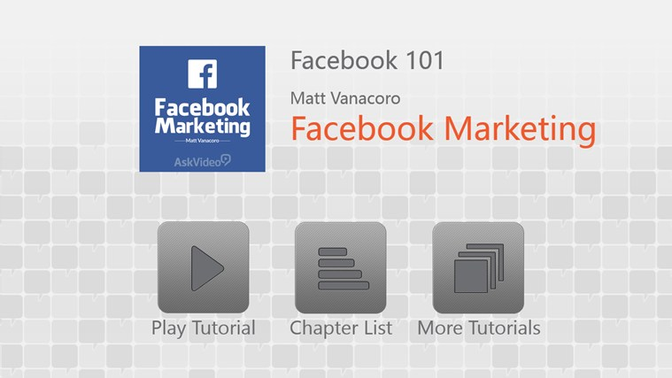 Facebook 101 - Facebook Marketing campfires facebook