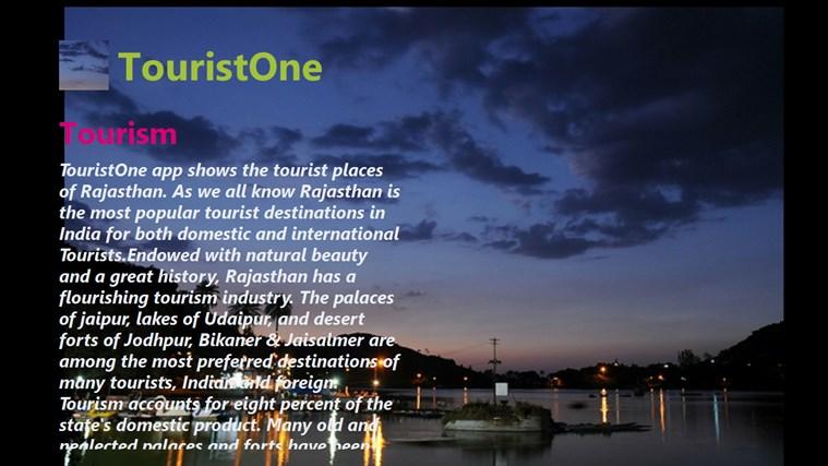 TouristOne