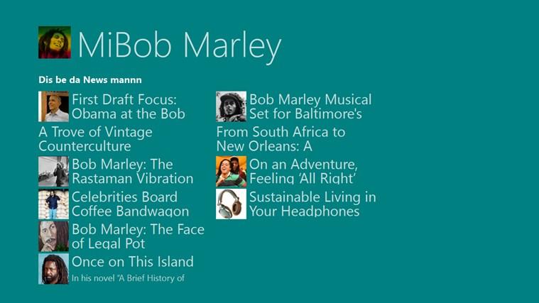 MiBob Marley