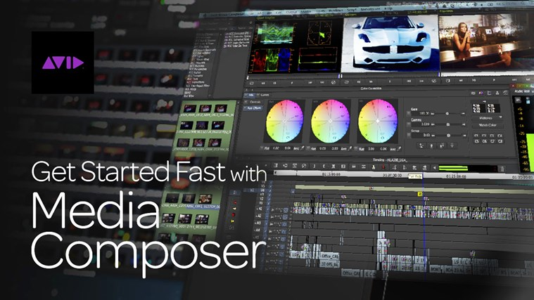 Avid Media Composer 8: film and video editing Essential Training media video