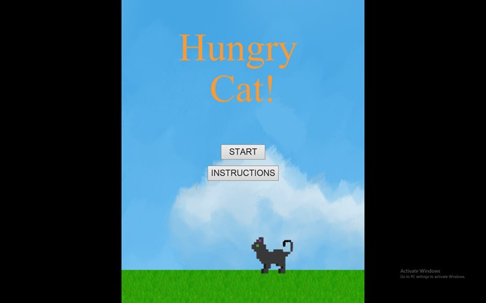 Hungry Cat!