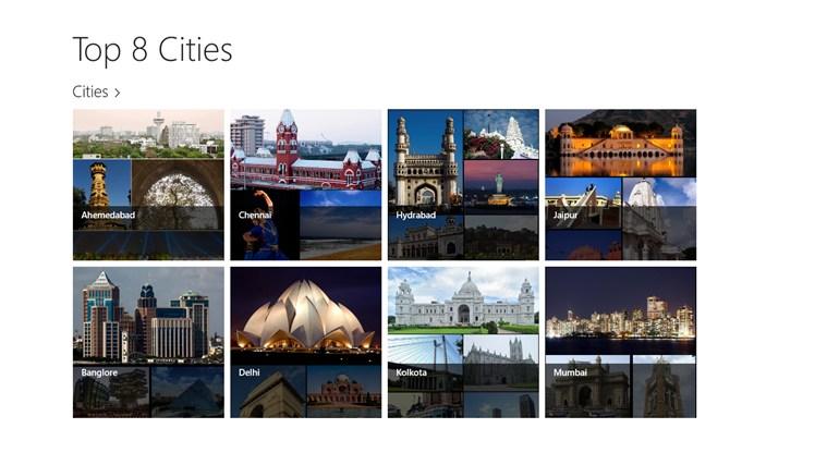 Top 8 Cities cities video