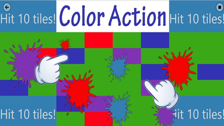 Color Action action ministries