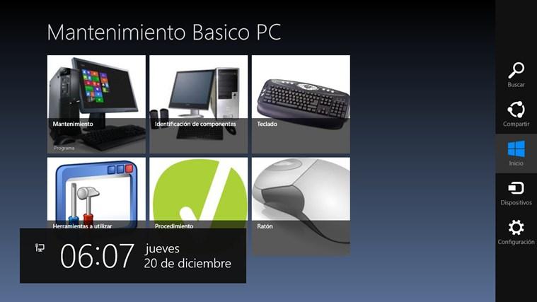 Mantenimiento basico PC