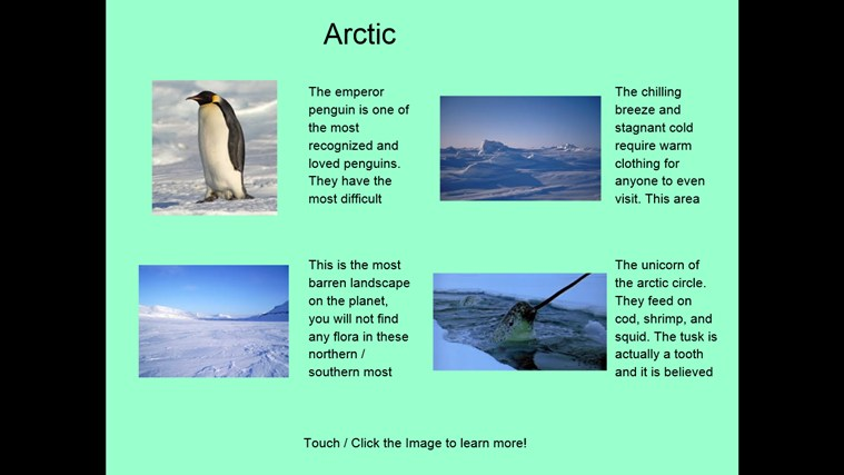 polar ecosystem facts The dramatic seasonal variation that results in polar regions influences their physical describe the effects on the arctic ecosystem should different members.