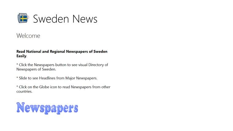 Sweden News sweden