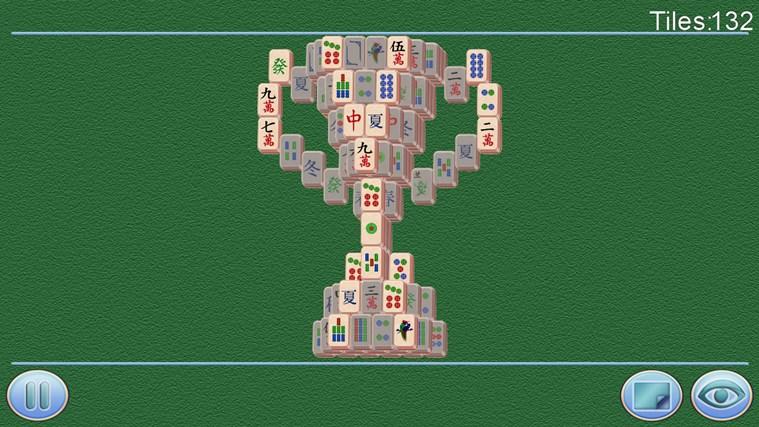 Mahjong 3 classic mahjong