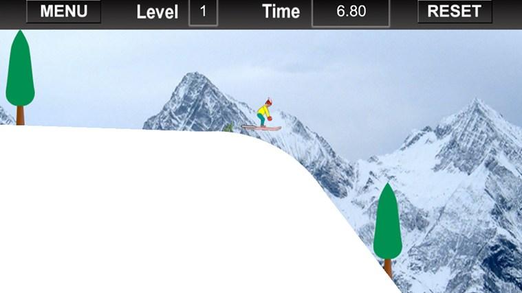 Turbo Snow Skiing