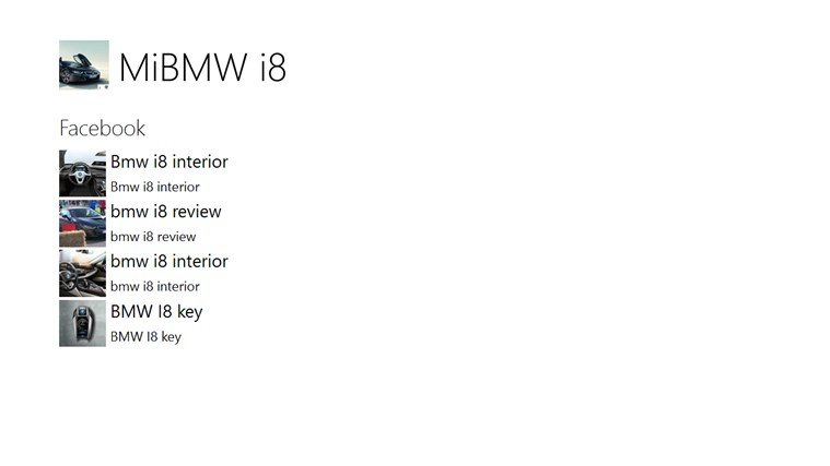 MiBMW i8