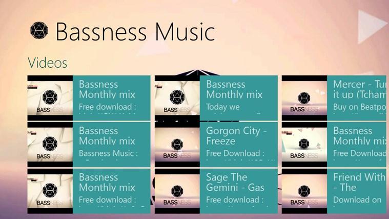 Bassness Music