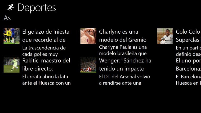 Prensa Deportiva 2.0