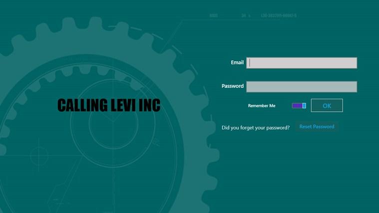 CALLING LEVI INC bingo calling card