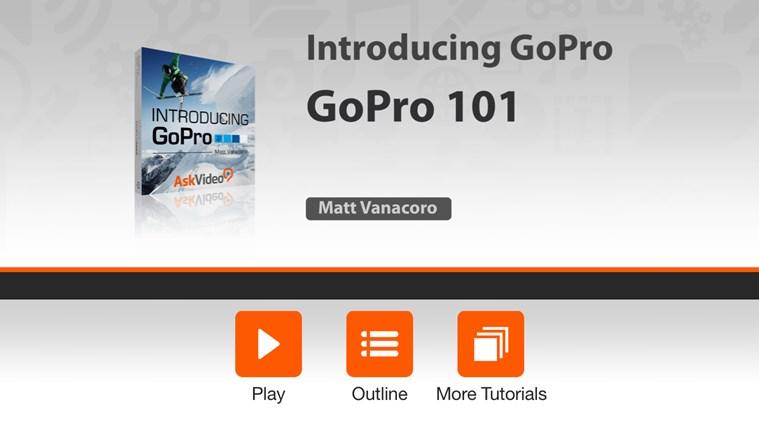Introducing GoPro