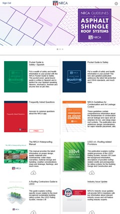 NRCA App