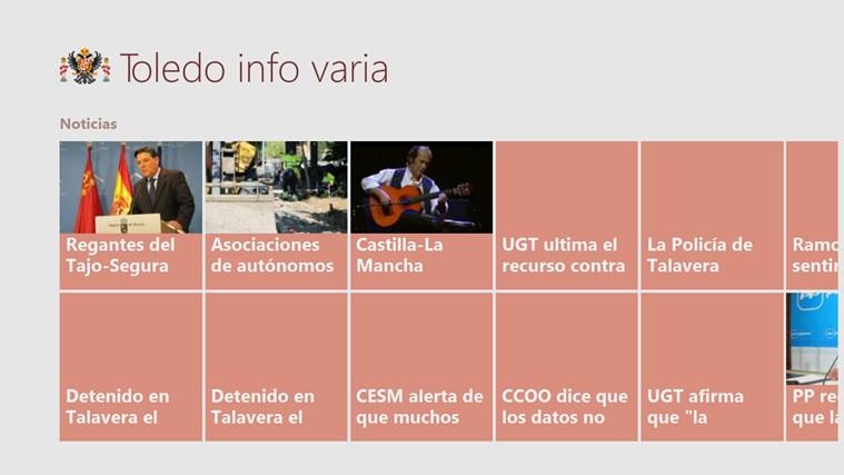 Toledo info varia
