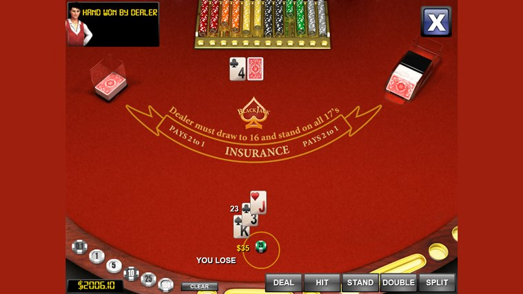 BlackJack - Royal Casino