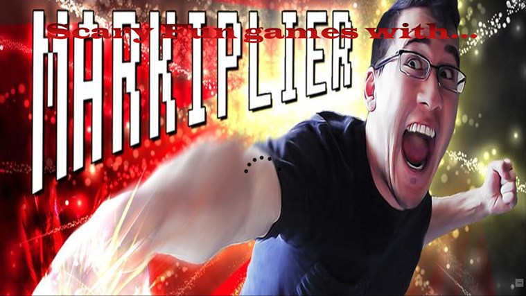 Scary Fun games with Markiplier