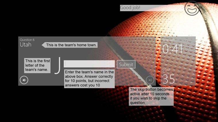 AceWall Sports Trivia: NBA