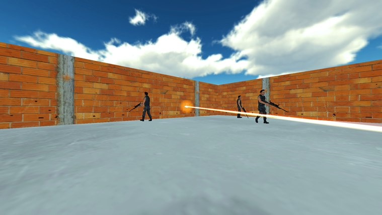 Sniper Shooter Simulator 3D