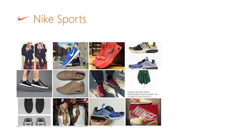 Nike Sports App