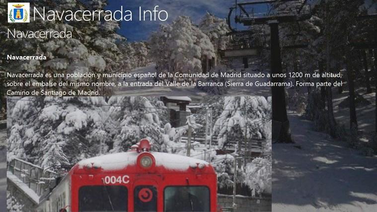 Navacerrada Info