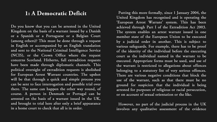 european democratic deficit essay example Assessing the european parliament's democratic and look at the eu's democratic deficit  'consolidated' democracy (for example.