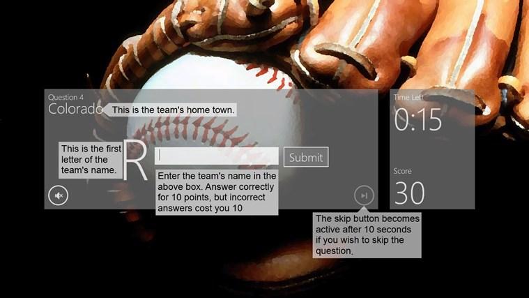 AceWall Sports Trivia: MLB