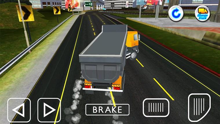Euro Truck Simulator HD
