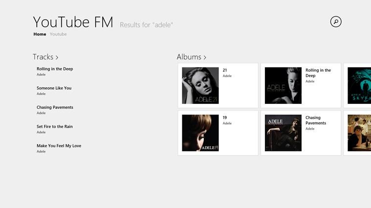 YouTube FM framelap youtube