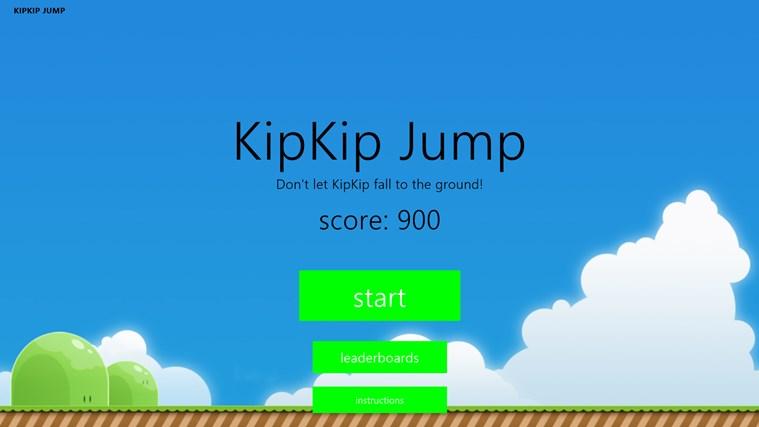 KipKip Jump