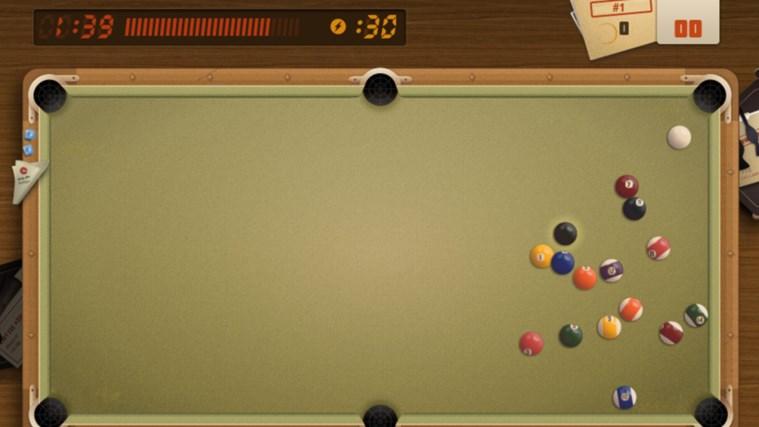 Pool Billiards !!