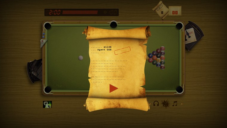 Pool Billiards?