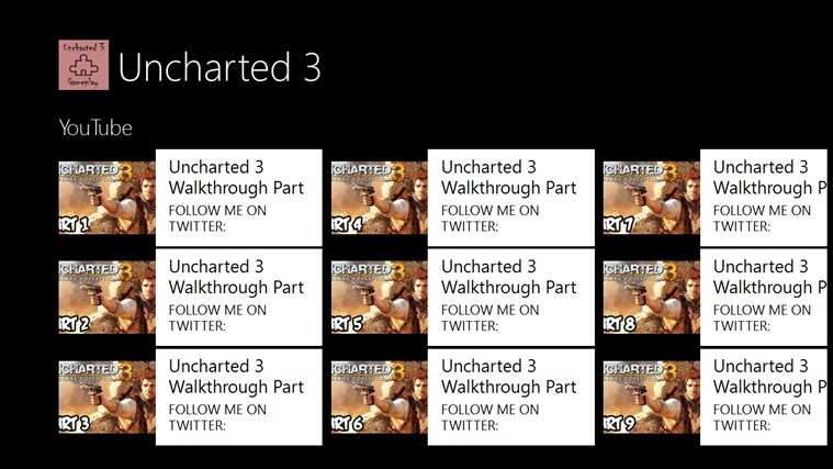 Uncharted 3 gameplay