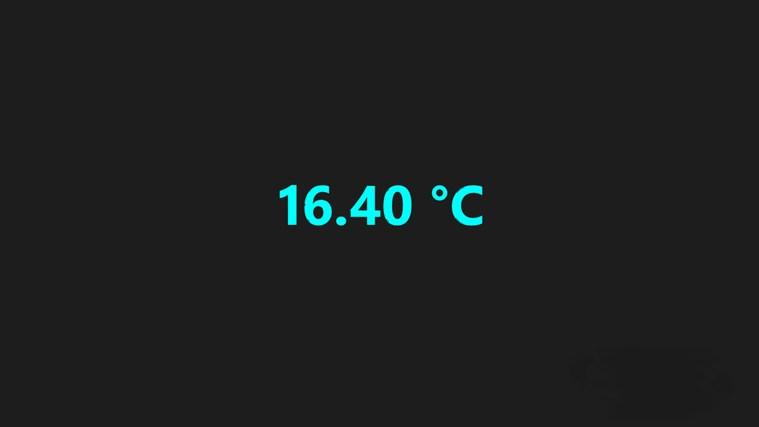 Temperature Around Me