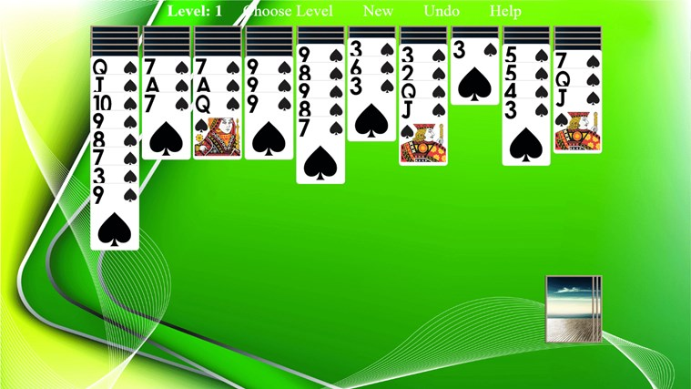 Spider Solitaire#