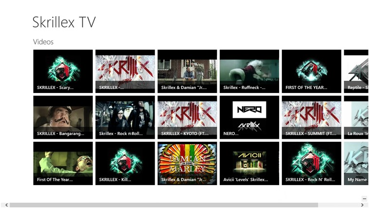 Skrillex TV skrillex youtube