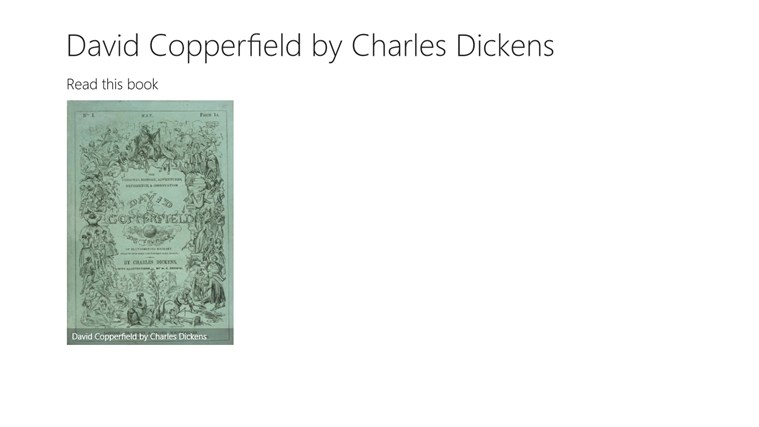 David Copperfield by Charles Dickens Ebook david france